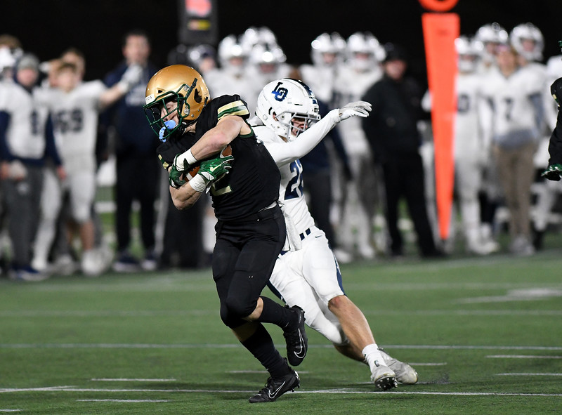 VARSITY FOOTBALL: Jesuit Crusaders vs Lake Oswego (6A Semifinal)