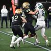 VARSITY FOOTBALL: Jesuit Crusaders vs Lake Oswego (6A Semifinal)