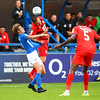 Macclesfield Town v Leyton Orient