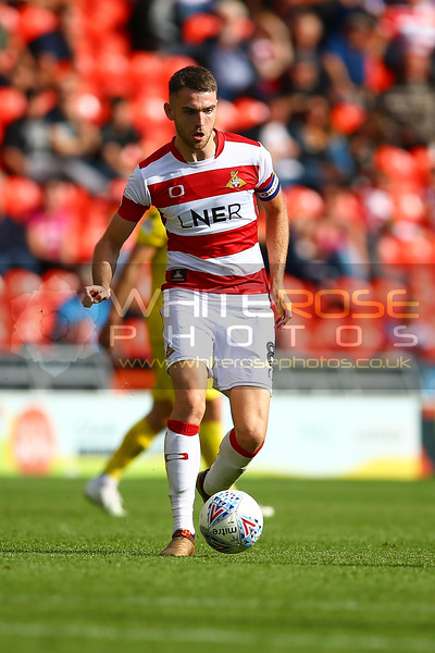 Doncaster Rovers v Fleetwood Town