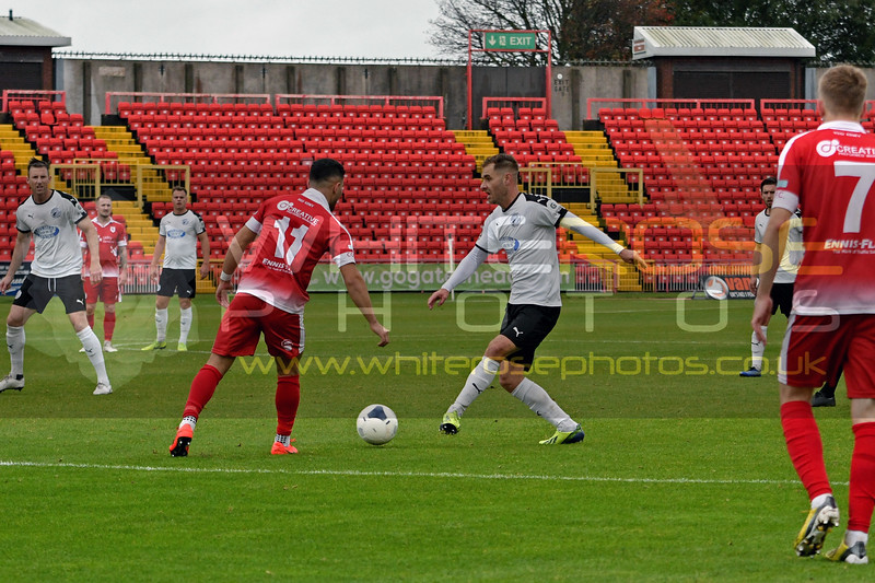 Gateshead FC v Colne FC  - The Emirates FA Cup 4th Round Qualifying