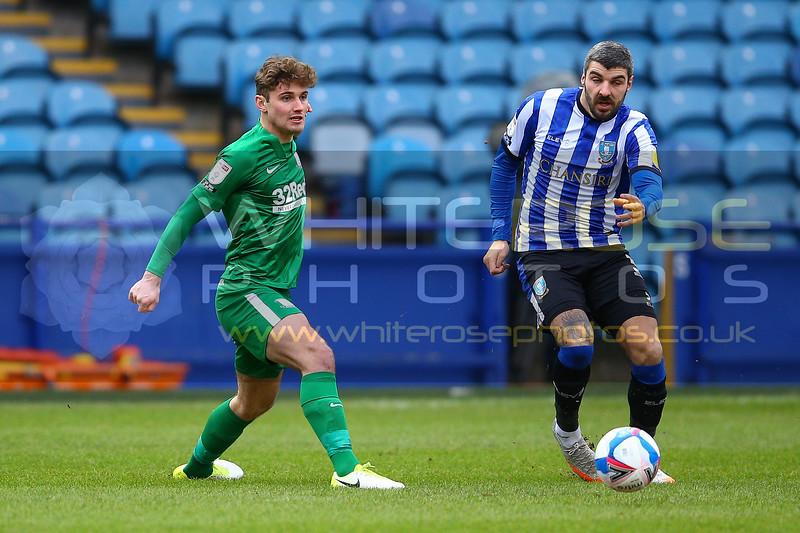 Sheffield Wednesday v Preston N.E.