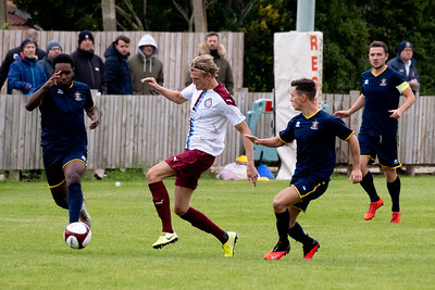 29.08.2020: Marske Utd v South Shields FC