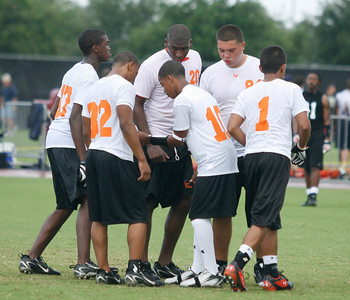 7on7 La Porte High School