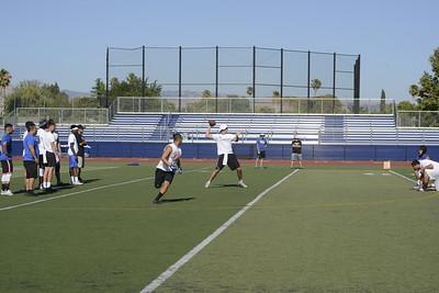 7on7 vs Gunderson at Santa Teresa 7-17-18