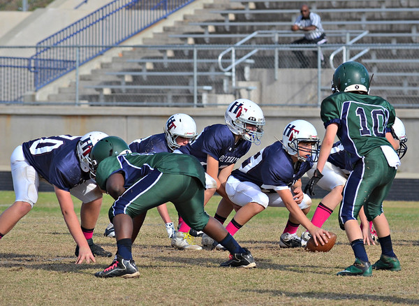 7th Grade Championship- Holy Trinity v Weddington 11-2-13