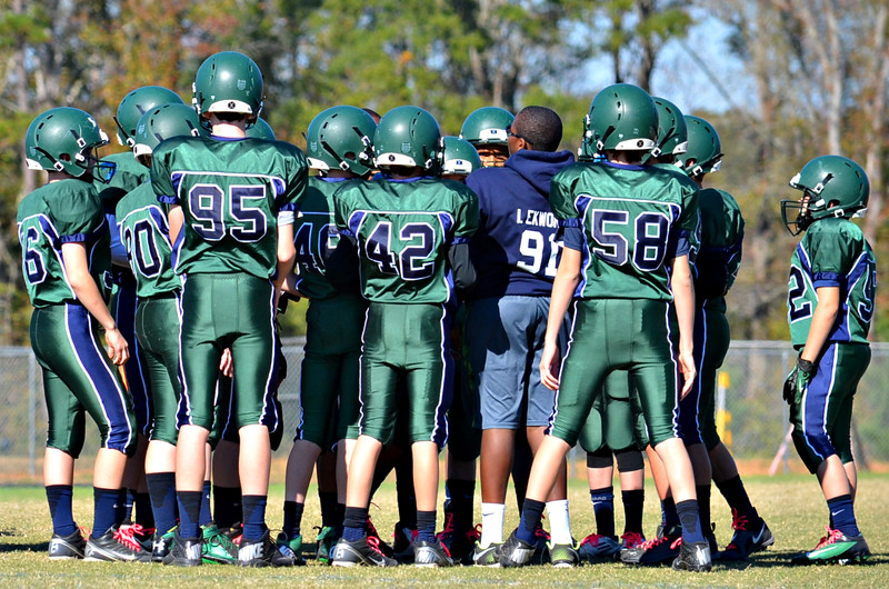 7th grade playoffs-Weddington v Marvin Ridge_10_26_13