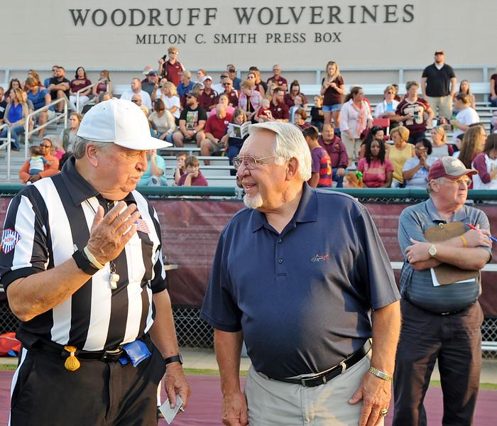 Woodruff vs Abbeville