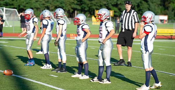 Amherst Patriots 9112021
