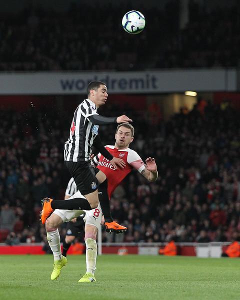 Arsenal vs Newcastle 01/04/19