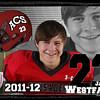 2011 23 Jarred WestfallF