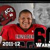 2011 60 Eddie WarrenF