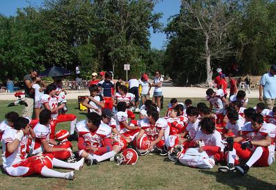 campo de Troyanos, Deportivo Calica en Playa del Carmen