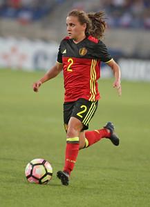 France  v Belgian Red Flames - Friendly