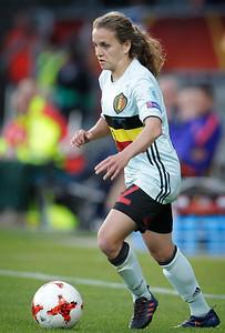 Women's Euro 2017 - Belgium - Netherlands