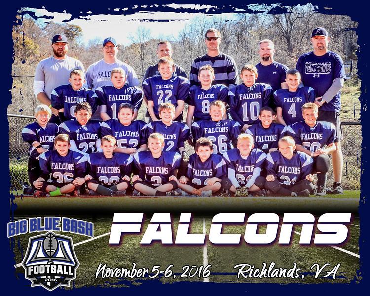 Falcons 2 A