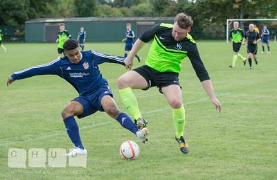 Bingham Town v Sandhurst FC 12/09/2015