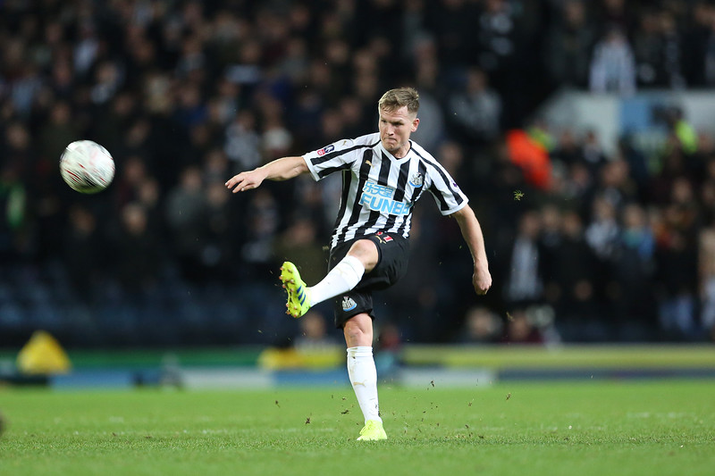 FA Cup Third Round replay - Blackburn Rovers vs Newcastle United