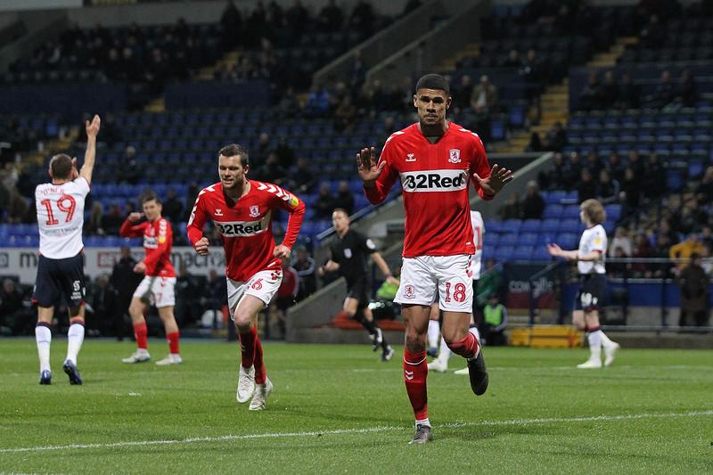 Bolton vs Middlesbrough 09/04/19