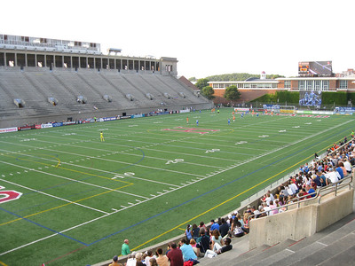 Harvard Stadium.