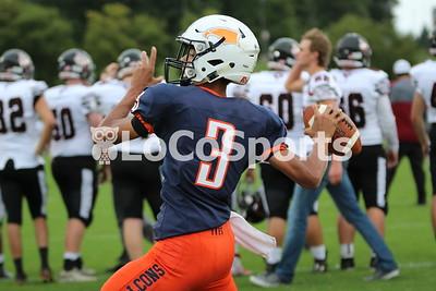 Football: Briar Woods 39, Rock Ridge 3 by Mike Ferrara on September 14, 2018