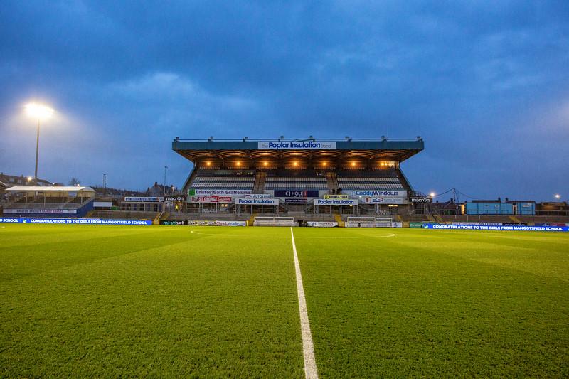 Memorial Stadium, Bristol