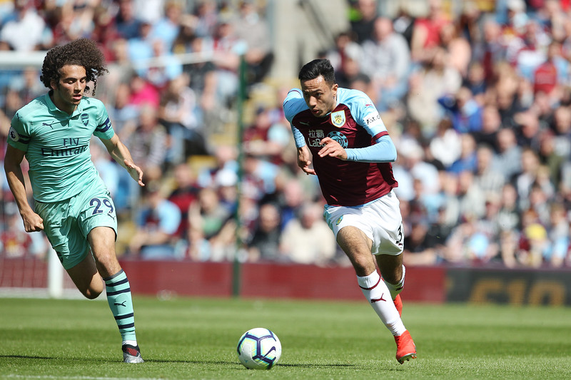 Burnley vs Arsenal 12/05/19