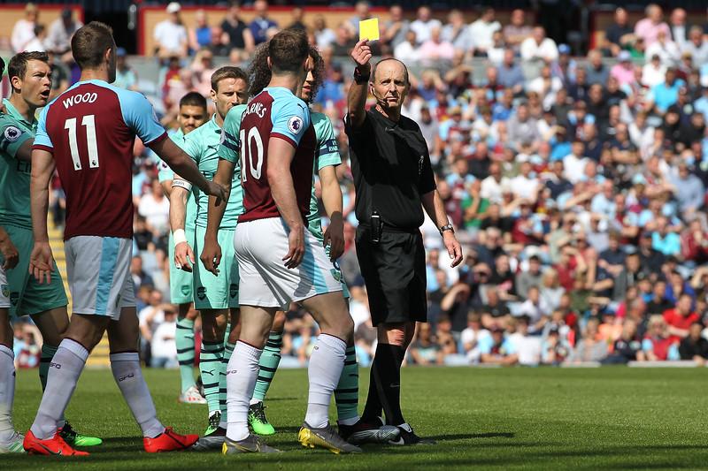Burnley vs Arsenal 12/05/19