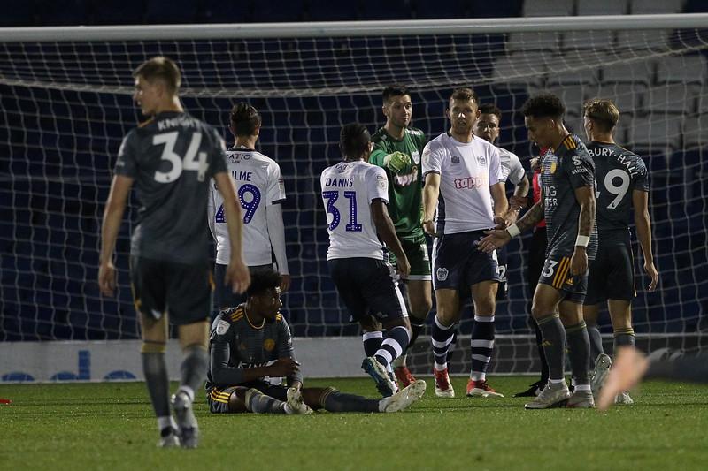 Bury vs Leicester U23s 16/10/18