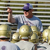 Christian Brothers Academy - 2017 Football - !st Day of Fall Practice Aug 14, 2017