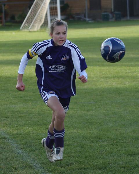 Cal Soccer - Beka Wissink