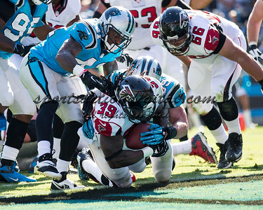 Atlanta Falcons running back Steven Jackson (39)