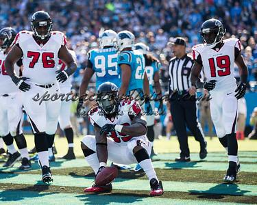 Atlanta Falcons running back Steven Jackson (39)