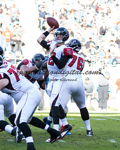 Atlanta Falcons quarterback Matt Ryan (2)