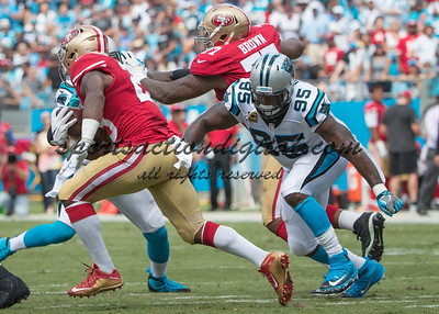 Carlos Hyde, Charles Johnson