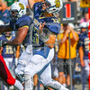 Saturday, September 24, 2016; , ;  The Trinity Bantams 38-7 victory over the Bates Bobcats at Jessee/Miller Field in , .