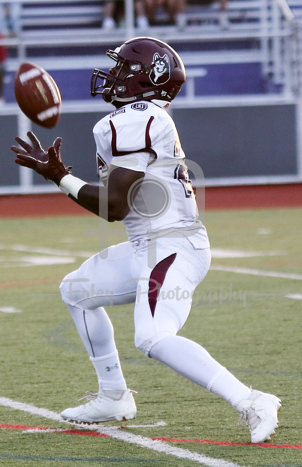 Bloomsburg Huskies running back Lawrence Elliott Jr. (26)