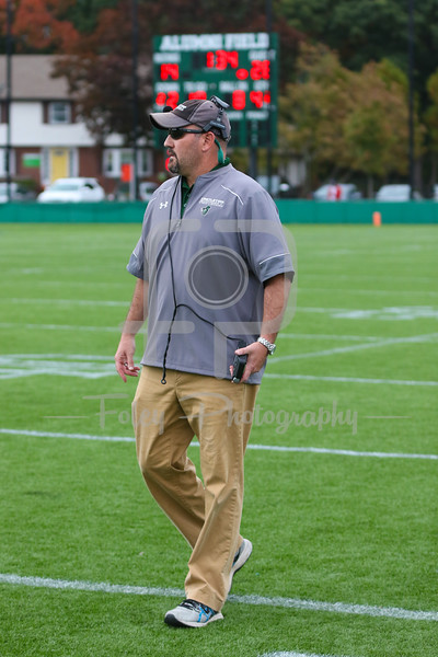 Castleton University head coach Tony Volpone