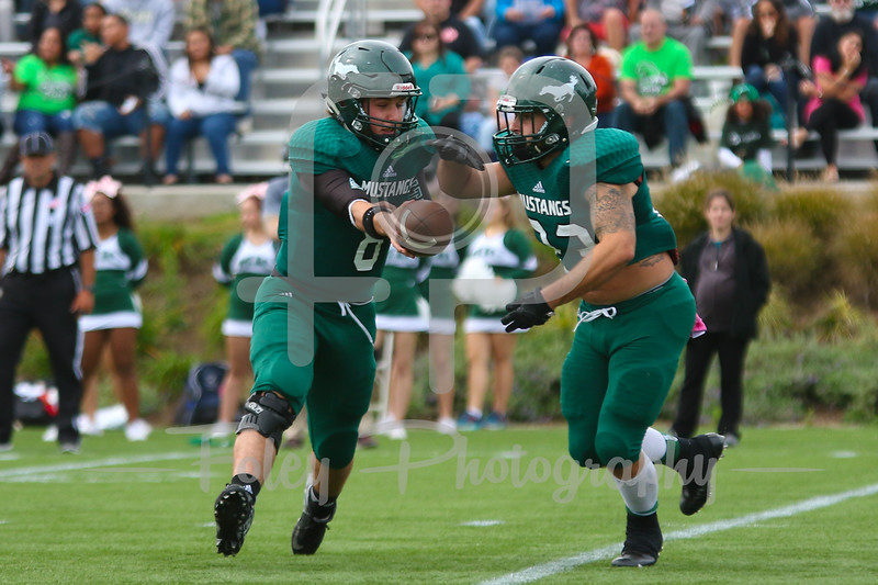 Mount Ida Mustangs Jack Sheehan (8) Mount Ida Mustangs Travis O'Brien (23)