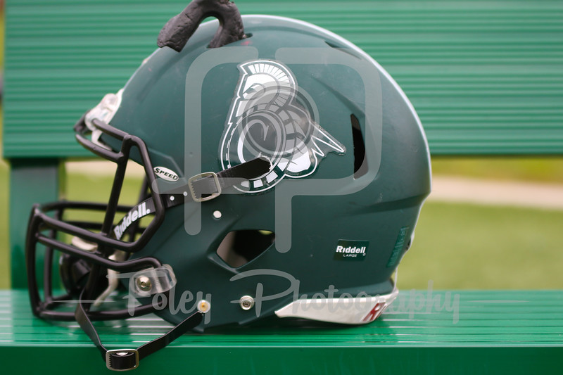 Castleton University Helmet