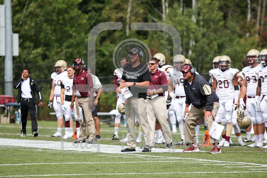 Kutztown Golden Bears Coaching Staff