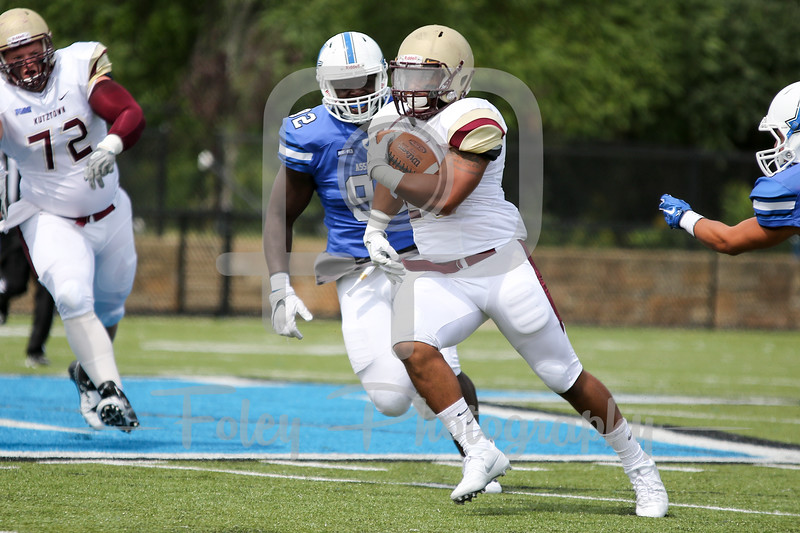Kutztown Golden Bears running back Darrell Scott (23)