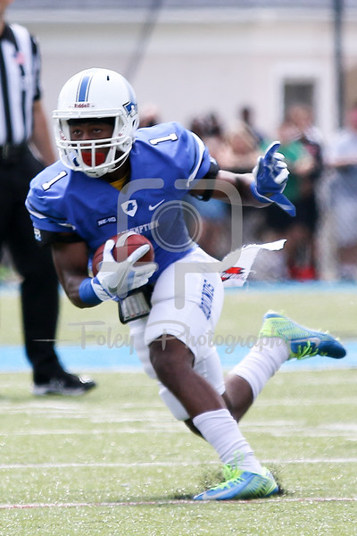 Assumption College Deonte Harris (1)