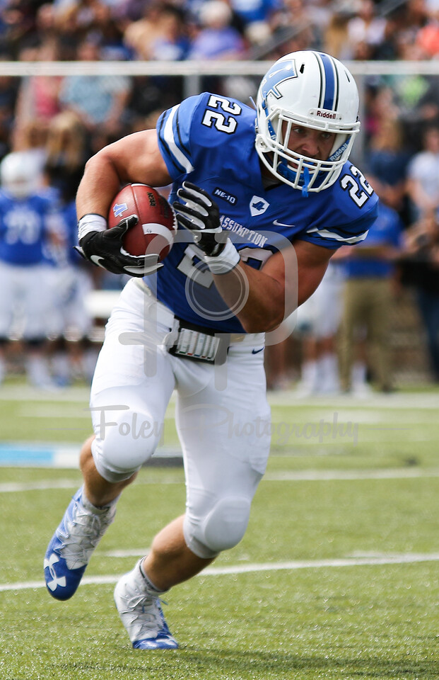 Assumption College Alex Shain (22)