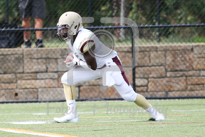 Kutztown Golden Bears running back James Wah Jr. (4)