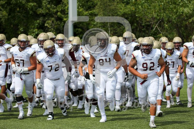 Kutztown Golden Bears Football Team