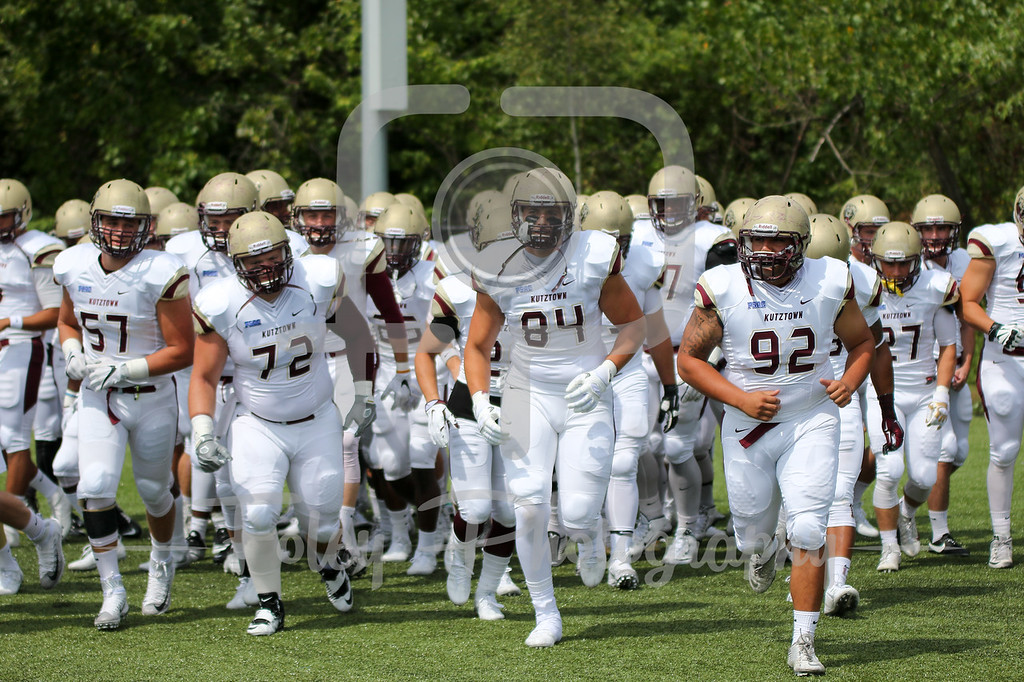 Kutztown Golden Bears Football Team