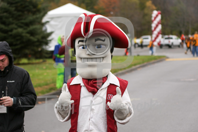 Massachusetts Minutemen Mascot