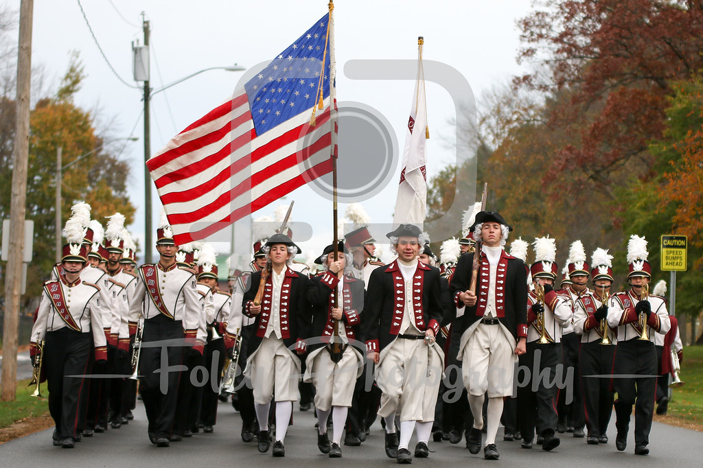 Massachusetts Minutemen Walk