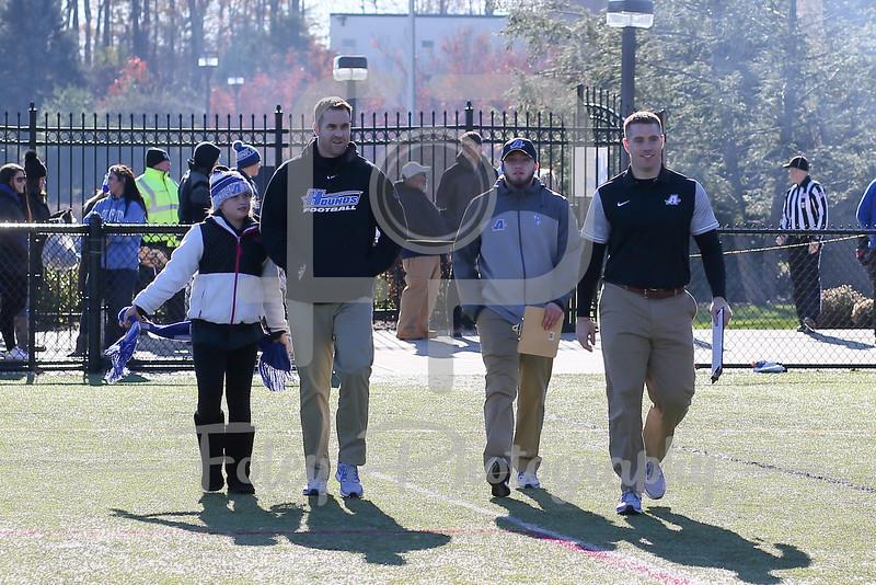 Assumption College Greyhounds coaches